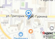 Компания «Общероссийский народный фронт» на карте