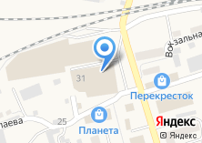 Компания «Элифант» на карте
