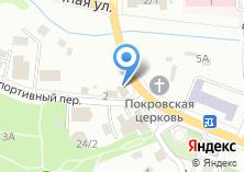 Компания «Магазин сантехники» на карте