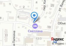 Компания «Флоранна» на карте