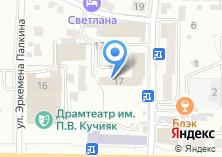 Компания «Стеклорез» на карте