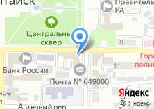 Компания «Телекомсервис» на карте