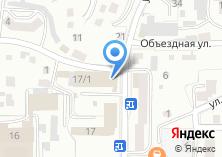 Компания «Нотариус Золотарев И.Ю» на карте