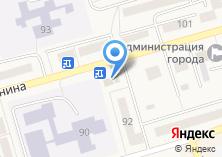 Компания «Горняковский» на карте