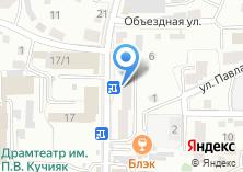 Компания «ЗАГС г. Горно-Алтайска» на карте