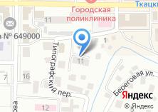 Компания «Гостиница Министерство образования» на карте