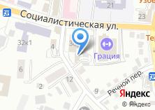Компания «ГАКЭП» на карте