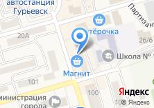 Компания «Мобильная территория» на карте