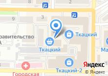 Компания «Пуговка» на карте