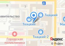Компания «АльфаВижн» на карте