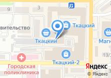 Компания «Рынок» на карте