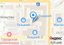 Компания «Магазин швейной фурнитуры» на карте
