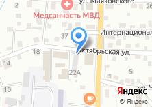 Компания «Амипс» на карте