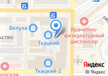 Компания «Скарлет» на карте
