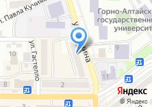 Компания «Центрсервис» на карте