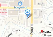 Компания «Единый расчетно-кассовый центр» на карте