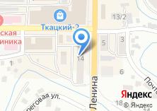 Компания «Отдел Федеральной миграционной службы по Республике Алтай» на карте