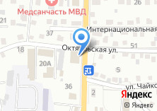 Компания «Термофор» на карте