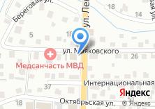 Компания «Еж» на карте