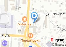 Компания «Piv@teka» на карте