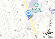 Компания «Гевама» на карте