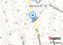 Компания «Управление социальной поддержки населения г. Горно-Алтайска» на карте