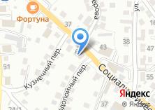 Компания «Алтаймедтехника» на карте
