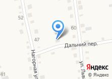 Компания «Продовольственный магазин в Ясном переулке» на карте