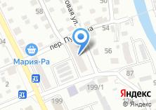 Компания «Адвокатский кабинет Батыровой Г.Н» на карте