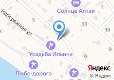Компания «Чепкиных» на карте