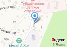 Компания «Усадьба Лобанова» на карте