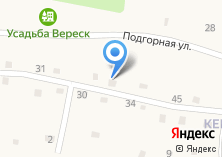 Компания «Яшма» на карте
