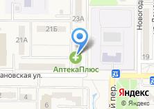 Компания «ЛРС окна» на карте