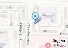 Компания «Книжная радуга» на карте
