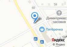 Компания «Силен» на карте