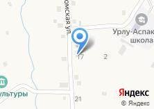 Компания «Сельское отделение почтовой связи» на карте