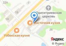 Компания «СибТраст» на карте