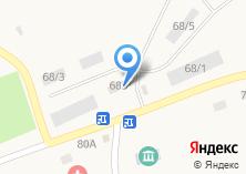 Компания «Продовольственный магазин на Весенней» на карте