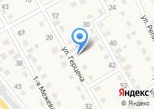 Компания «Леда» на карте