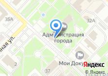 Компания «Киселевский городской Совет народных депутатов» на карте