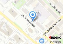 Компания «Мирек» на карте