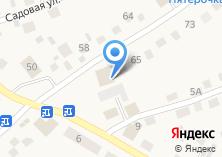 Компания «Сбербанк России Новокузнецкое отделение Кемеровского отделения №8615» на карте