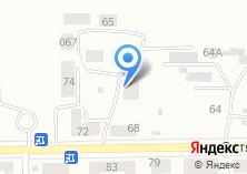 Компания «Магазин продуктов на Октябрьской» на карте