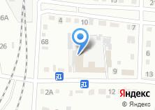 Компания «Черногорская швейная фабрика» на карте
