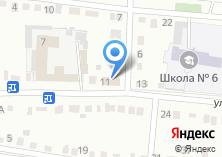 Компания «Магазин продуктов на Фрунзе» на карте