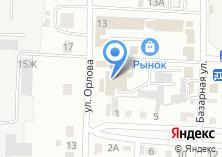 Компания «Кровельщик» на карте