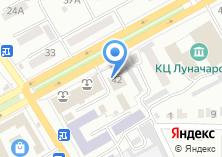 Компания «Мониторинг19.ru» на карте