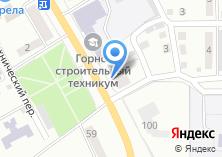 Компания «Лада Деталь» на карте
