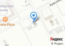 Компания «Магазин продуктов на Красноярской» на карте