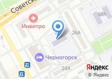 Компания «Гнездышко» на карте
